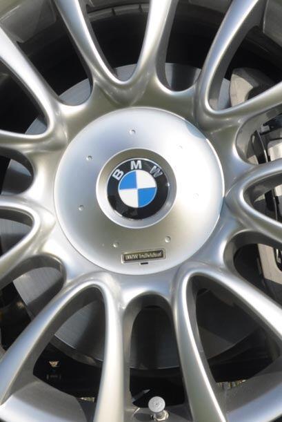 El BMW 650i cuenta con todo tipo de asistentes electrónicos para brindar...