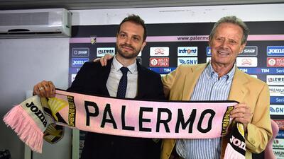 'Me tatuaré la cara si el Palermo se salva'