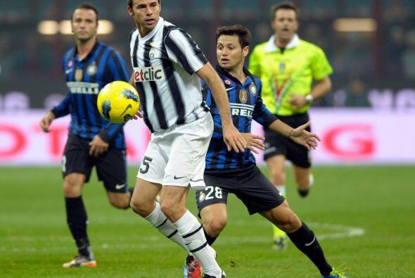 El Inter necesitaba un triunfo ya que viene haciendo una campaña muy pobre.