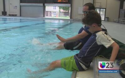 Parte 2: Nadando por tu vida