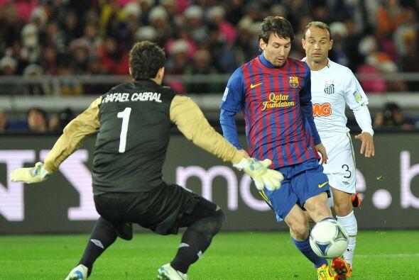 Barcelona cerraría un año de ensueño en ese 2011 con el Mundial de Clube...