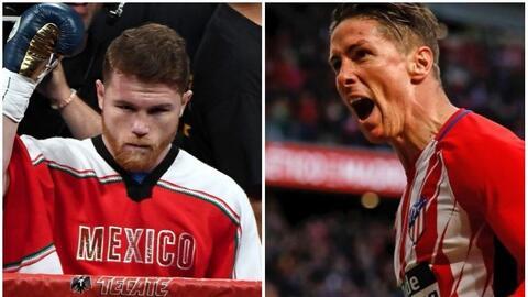 'Canelo' y Fernando Torres