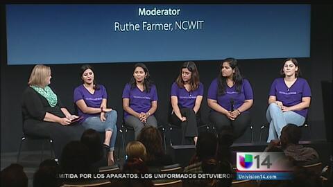 Latinas en Silicon Valley