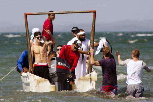Bieber en su visita fugaz a Panamá. Mira aquí lo último en chismes.