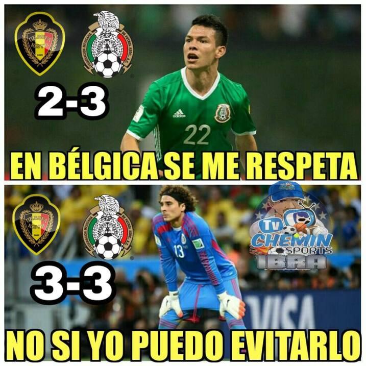 EN VIVO: México vs. Bélgica, partido amistoso 2017 23434908-652272048495...