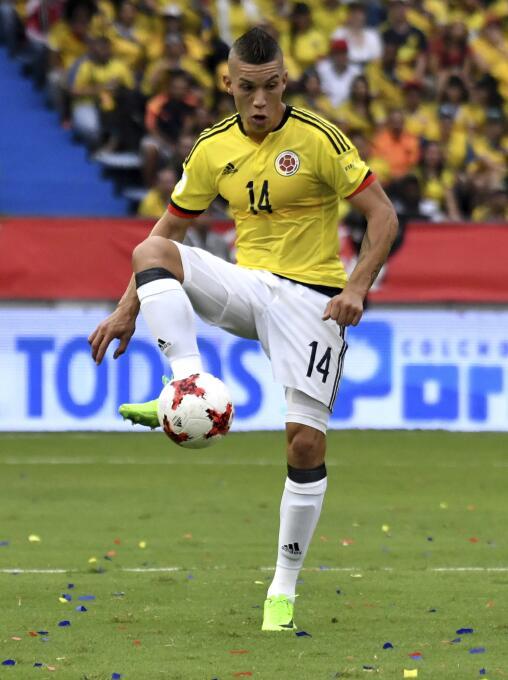 Matheus Uribe (Colombia): tras recuperar su mejor nivel con el América,...