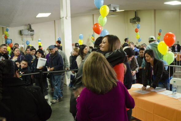 La Feria de la Salud y recursos de cobertura médica fue organizad...