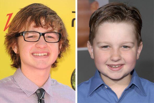 """El """"pequeño"""" actor del popular show 'ya no es un dulce niño... Ahora pod..."""