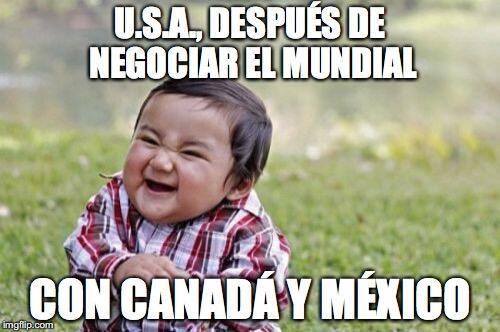 La candidatura al Mundial 2026 no se salvó de los divertidos memes 1n0rh...
