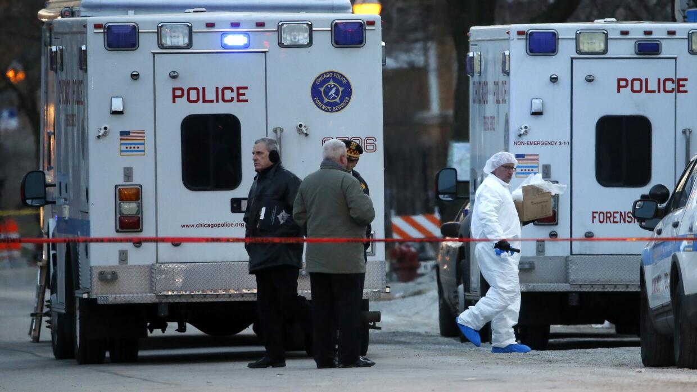 Chicago murder