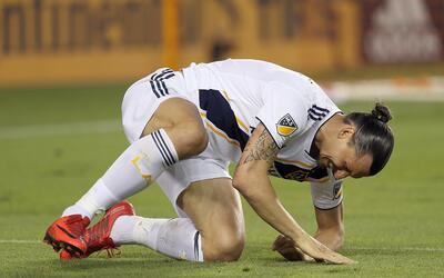 Zlatan Ibrahimović  LA Galaxy