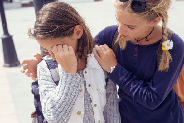 La intimidación a niños en las escuelas se ha convertido en un problema...
