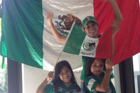 Las hijas de Karla también se unieron felices. Todo sobre el Mundial de...