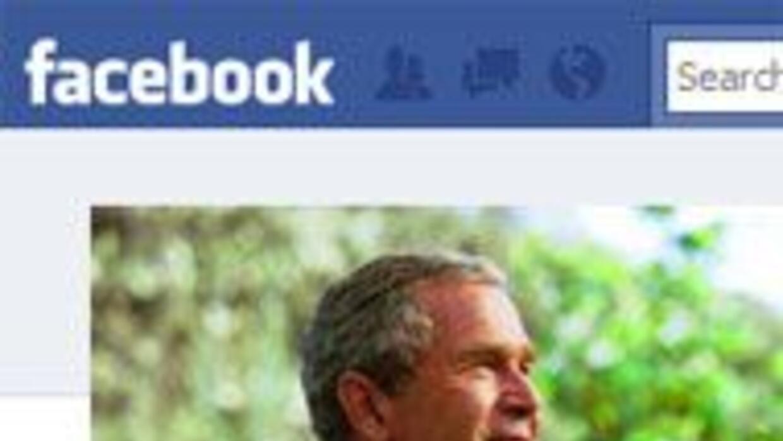 Debuta el ex presidente Bush en Facebook y ya miles son sus seguidores 6...