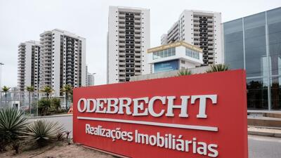 Brazilian construction firm Odebrecht pled guilty to U.S. accusations of...