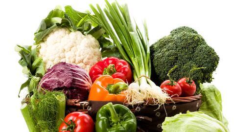 Diez vegetales que le pueden alargar la vida
