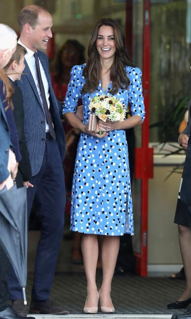 Los 50 mejores vestidos que usó Kate Middleton en 2016 GettyImages-60606...