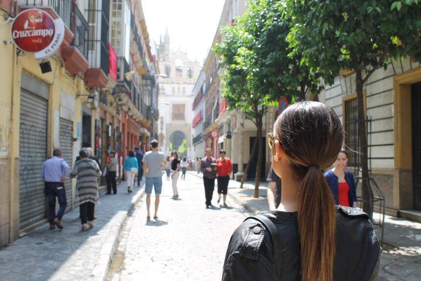 Estas son las fotos más bellas de Clarissa Molina en Sevilla IMG_4360.JPG