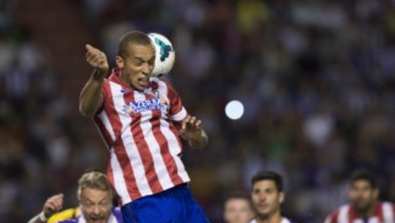 Atlético tuvo que espera a la segunda parte para doblegar al Valladolid.