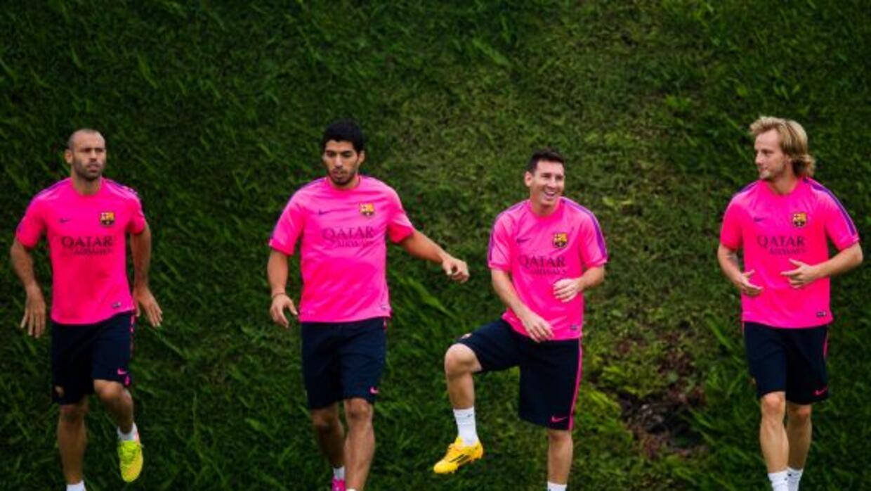 El contención argentino piensa que Leo no dijo nada raro ''pues en el fú...