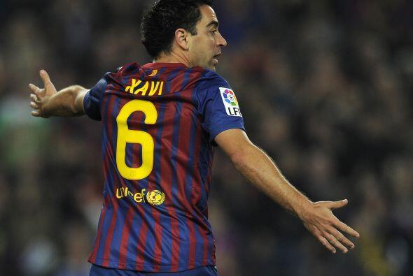 El 6 del Barcelona salió gritando el gol, pero el 'cata' Díaz la sacó de...