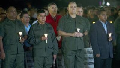 Diplomáticos venezolanos y católicos cubanos asistieron a una misa por l...