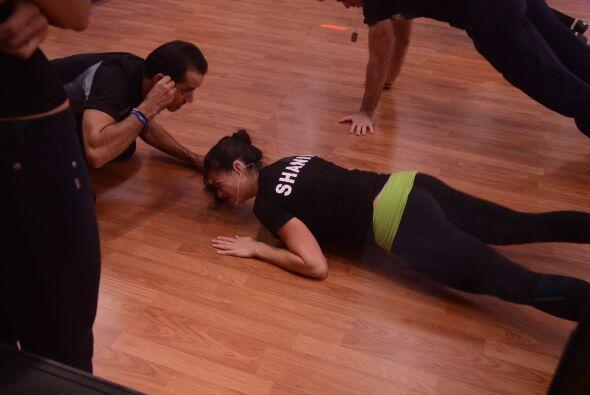 Shanik tuvo problemas con este ejercicio y el profesor no descansó hasta...