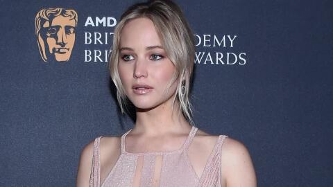 Las inseguridades de Jennifer Lawrence