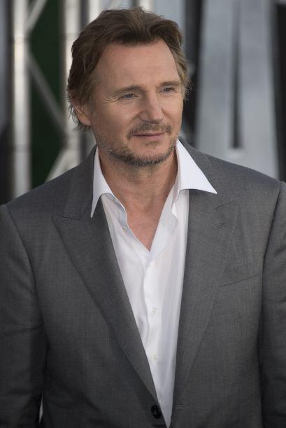 El talentoso irlandés, Liam Neeson, cumplirá 62 años este junio.