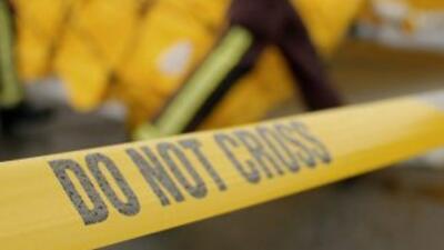La explosión ocurrió a eso de las 7:30 p.m. el domingo en Chicago.
