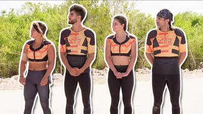 Ellos son el Sueño Americano: el nuevo equipo que pondrá a temblar a todos los competidores en Reto 4 Elementos