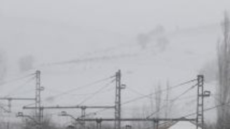La ola de frío polar que persiste desde hace ocho días sigue causando es...