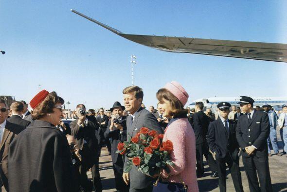 El 22 de noviembre de 1963, el día de la muerte de John F. Kennedy, Jack...
