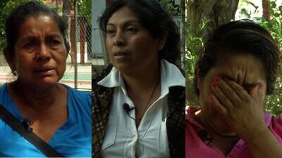 Conmovedores mensajes de madres de los desaparecidos en Iguala