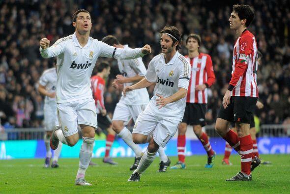 Cristiano Ronaldo lo convirtió sin mayor problema.
