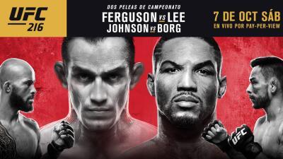 ¡No te pierdas el ajuste de cuentas por el título interino peso ligero de la UFC entre Tony Ferguson y Kevin Lee!