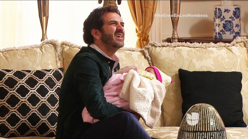 ¡Ivana se quedó con la hija de María Dolores!
