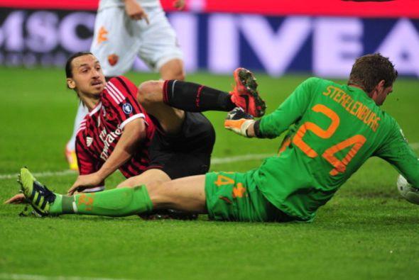 Milan siguió insistiendo y pudo haber marcado más goles.