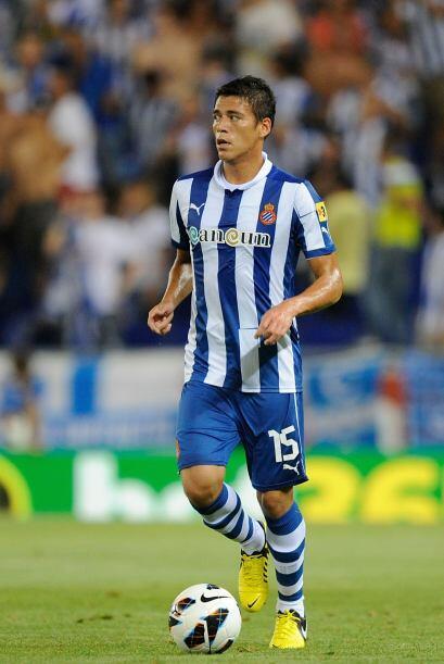 El hombre del Espanyol abrió el camino del triunfo 'Periquito' en su vis...