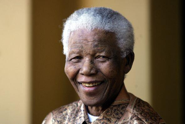 Muerte de Nelson Mandela Muere a los 95 años. Este hombre fue el...