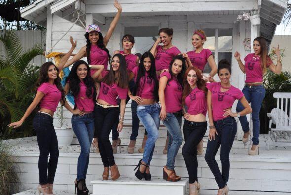 Sin lugar a dudas, la belleza latina es dignamente representada por cada...