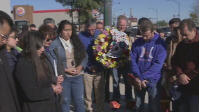 Con emotiva vigilia, conmemoran el cuarto aniversario de la muerte de Laquan Mcdonald