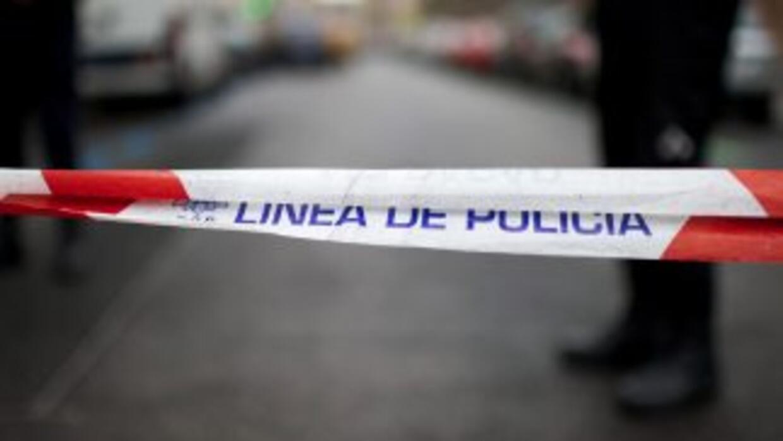 Policía de España.