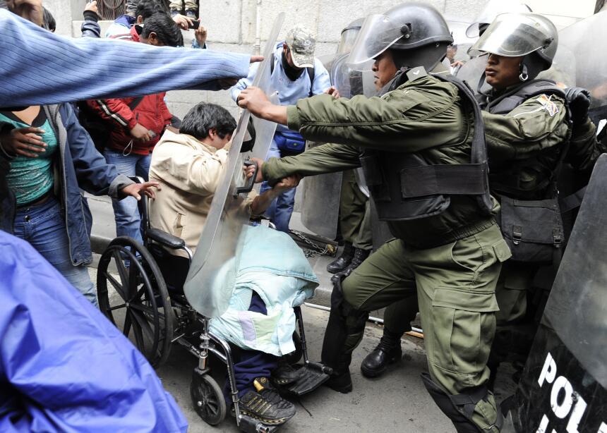 Discapacitados Bolivia
