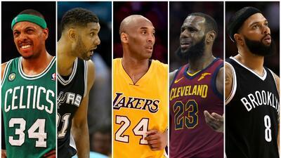 Los basquetbolistas mejor pagados en la historia de cada equipo de la NBA