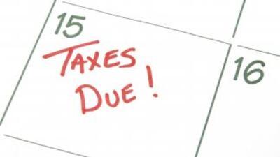 No hay plazo que no se cumpla, y con los impuestos no es la excepción.