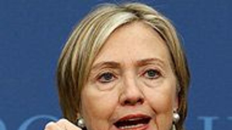 Hillary Clinton confía en que habrá reforma migratoria en 2010 3f6dc9fb4...