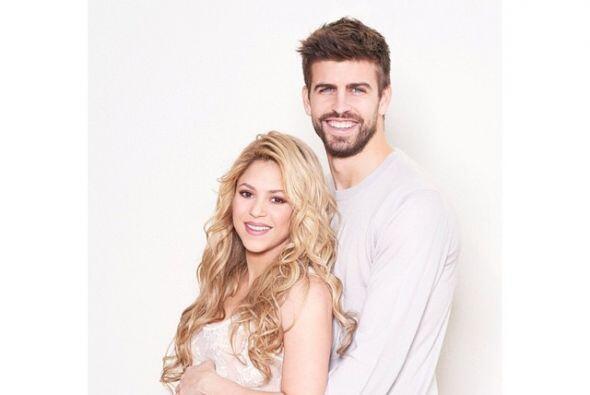 Las fotos más tiernas de Shakira y Piqué.