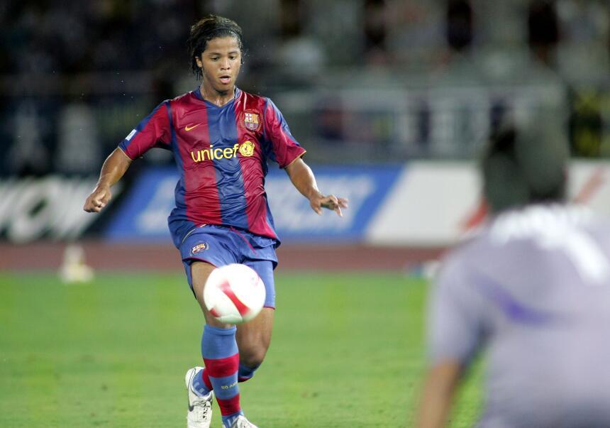 Giovani dos Santos es de los más reconocidos en Europa por sus gambetas...