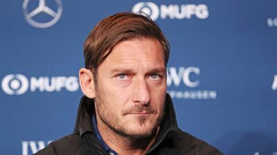 """Francesco Totti califica al Real Madrid sin Cristiano: """"Siguen siendo extraterrestres"""""""